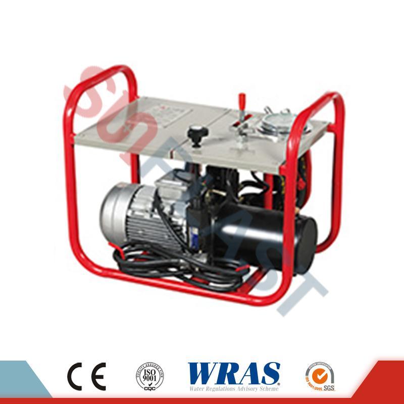 400-630 मिमी हाइड्रोलिक बट फ्यूजन वेल्डिंग मिसिन को लागि HDPE पाइप को लागि