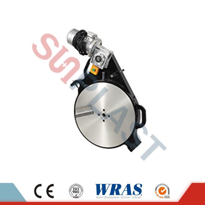 160-315mm एचडीपीई पाइप को लागि हाइड्रोलिक बट फ्यूजन वेल्डिंग मिसिन