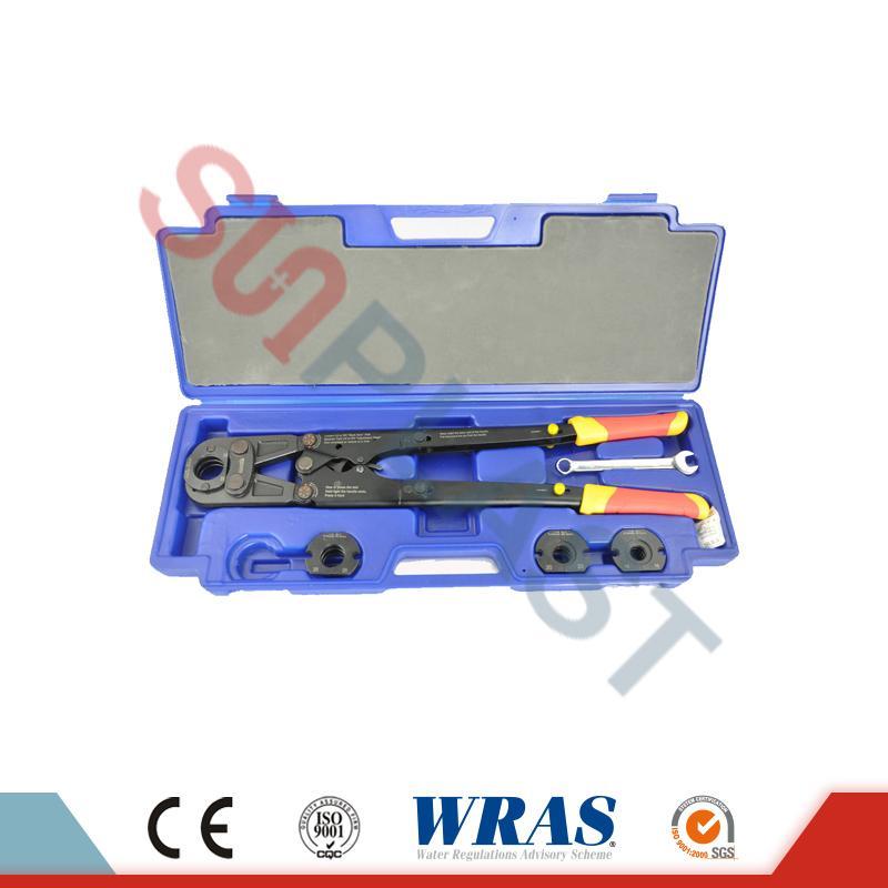 PEX-AL-PEX पाइपका लागि उपकरण थिच्नुहोस् & amp; PEX पाइप